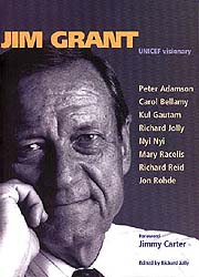 jim grant unicef visionary cover